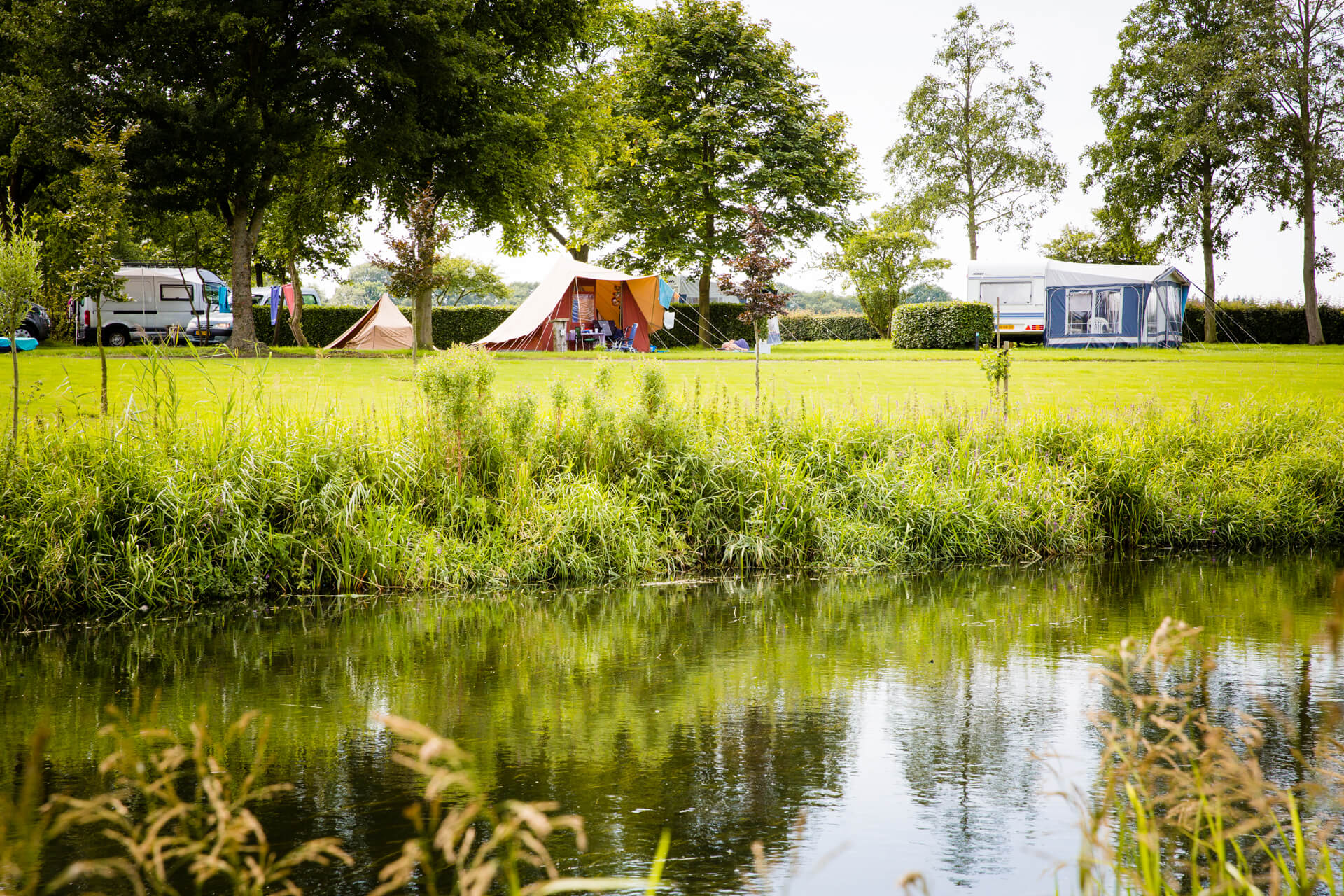 Camping Domein Groot Besselink