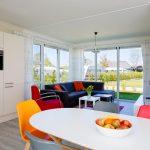 Villa woonkamer keuken