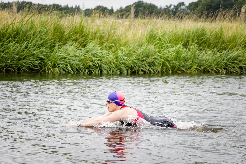 Triatlon Zwemmen